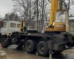 Автокран Ивановец КС 45717А-1