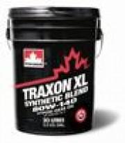 Полусинтетическое трансмиссионное масло TRAXON XL Synthetic Blend 80W-140